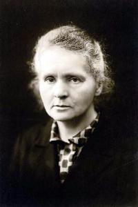 Marie Skłodowska Curie, ca. 1920